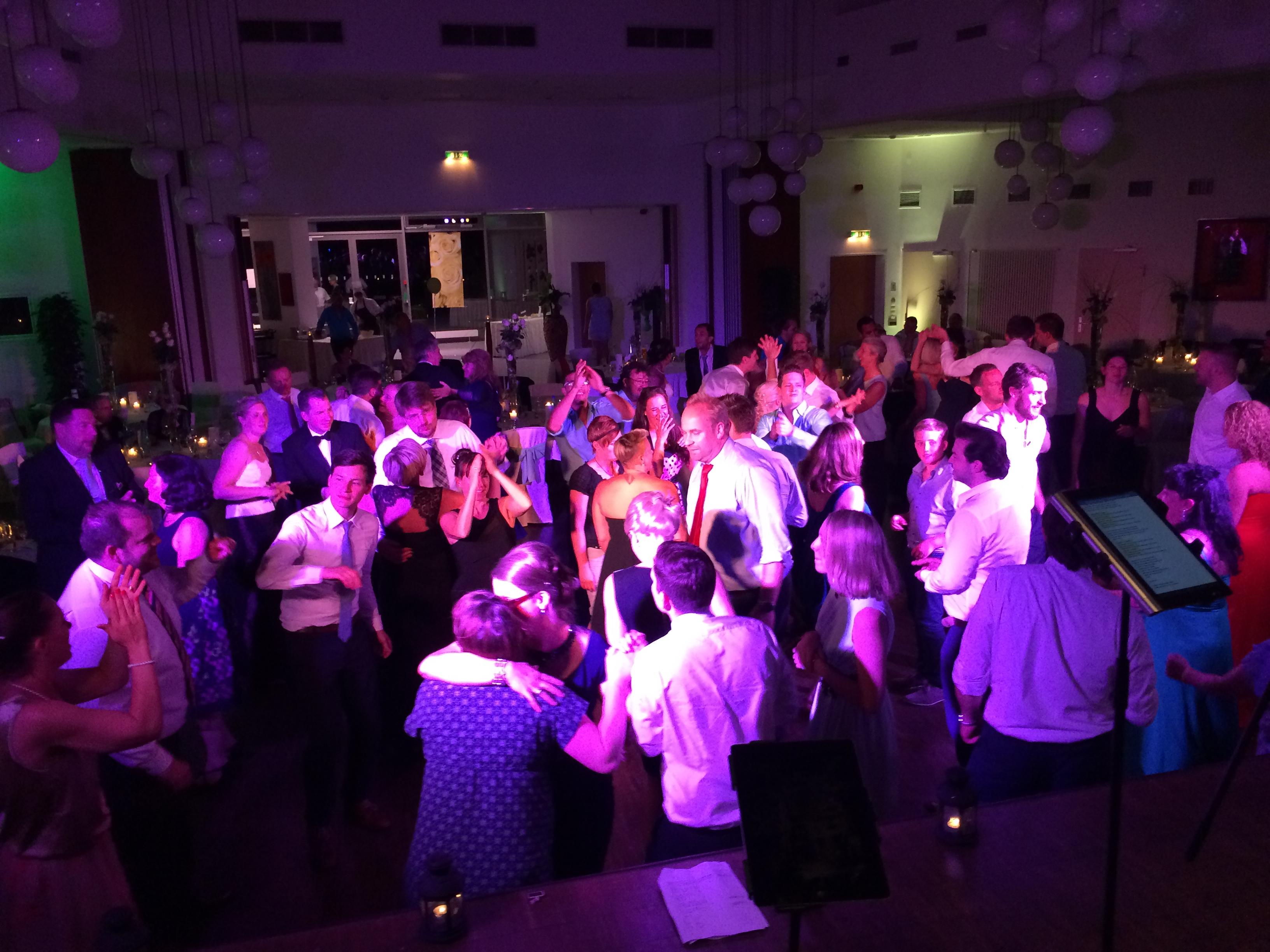 Delicious Hochzeitsband NRW Party