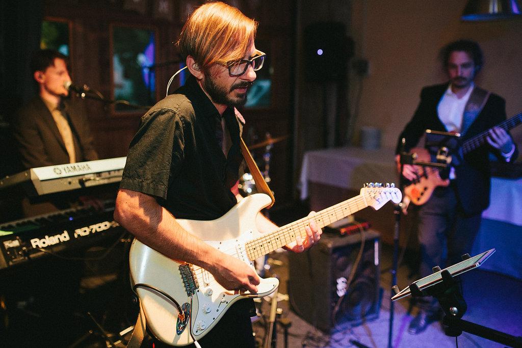 Hochzeitsband Köln Gitarre