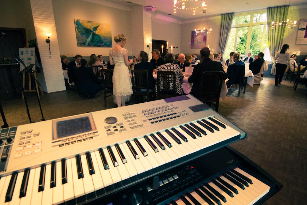 Hochzeitsband NRW Dinnermusik
