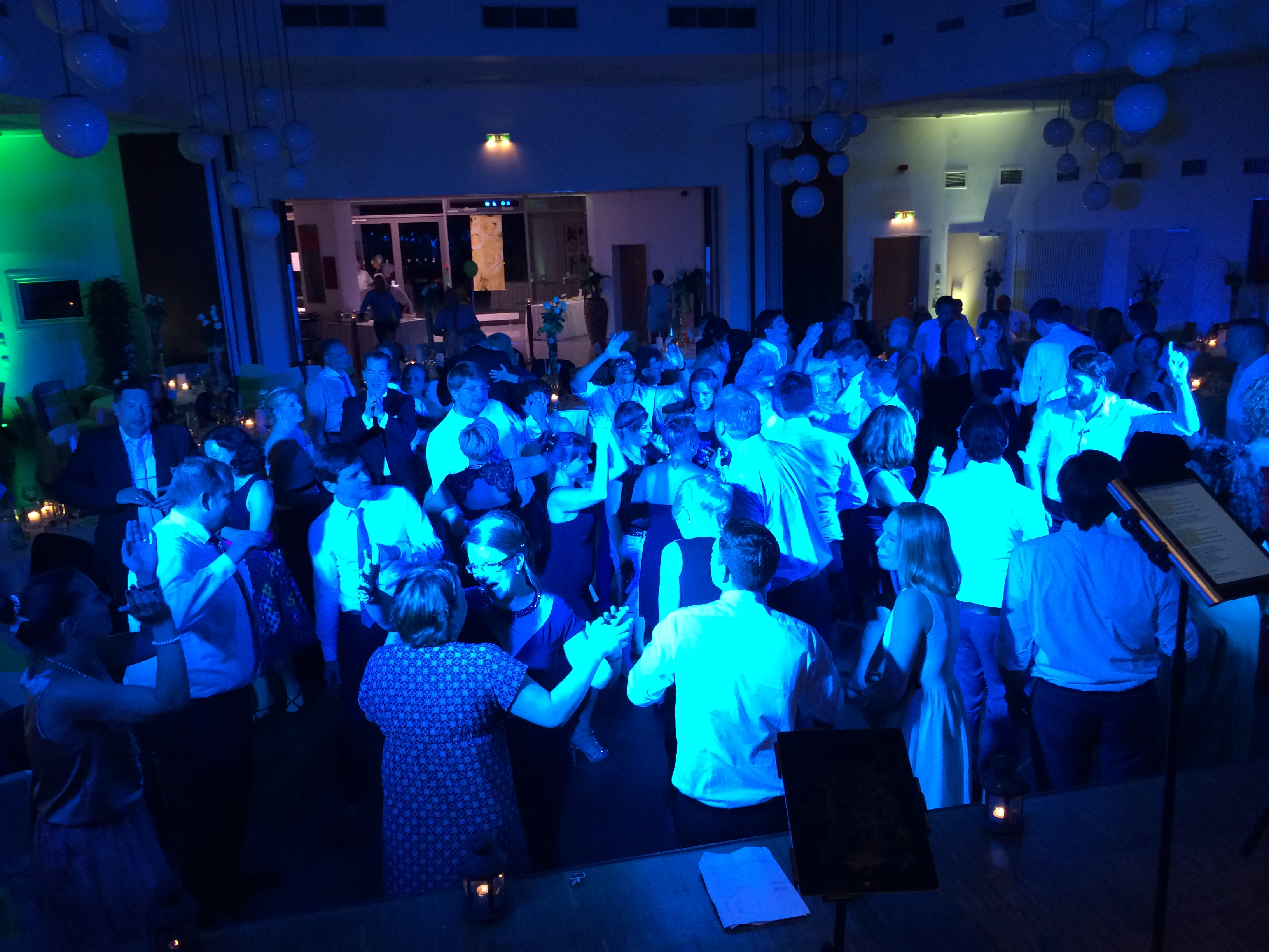 Partyband Delcious Köln rockt die Bude