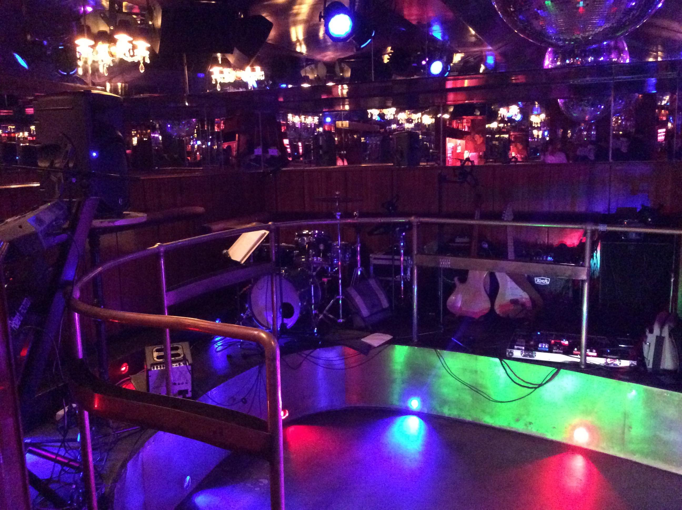Partyband Köln goes Disco