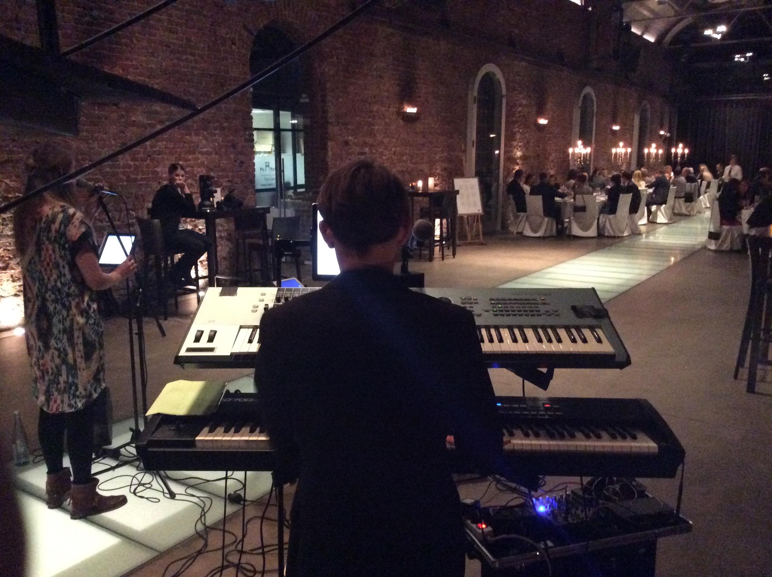Partyband NRW Hochzeit in Bottrop