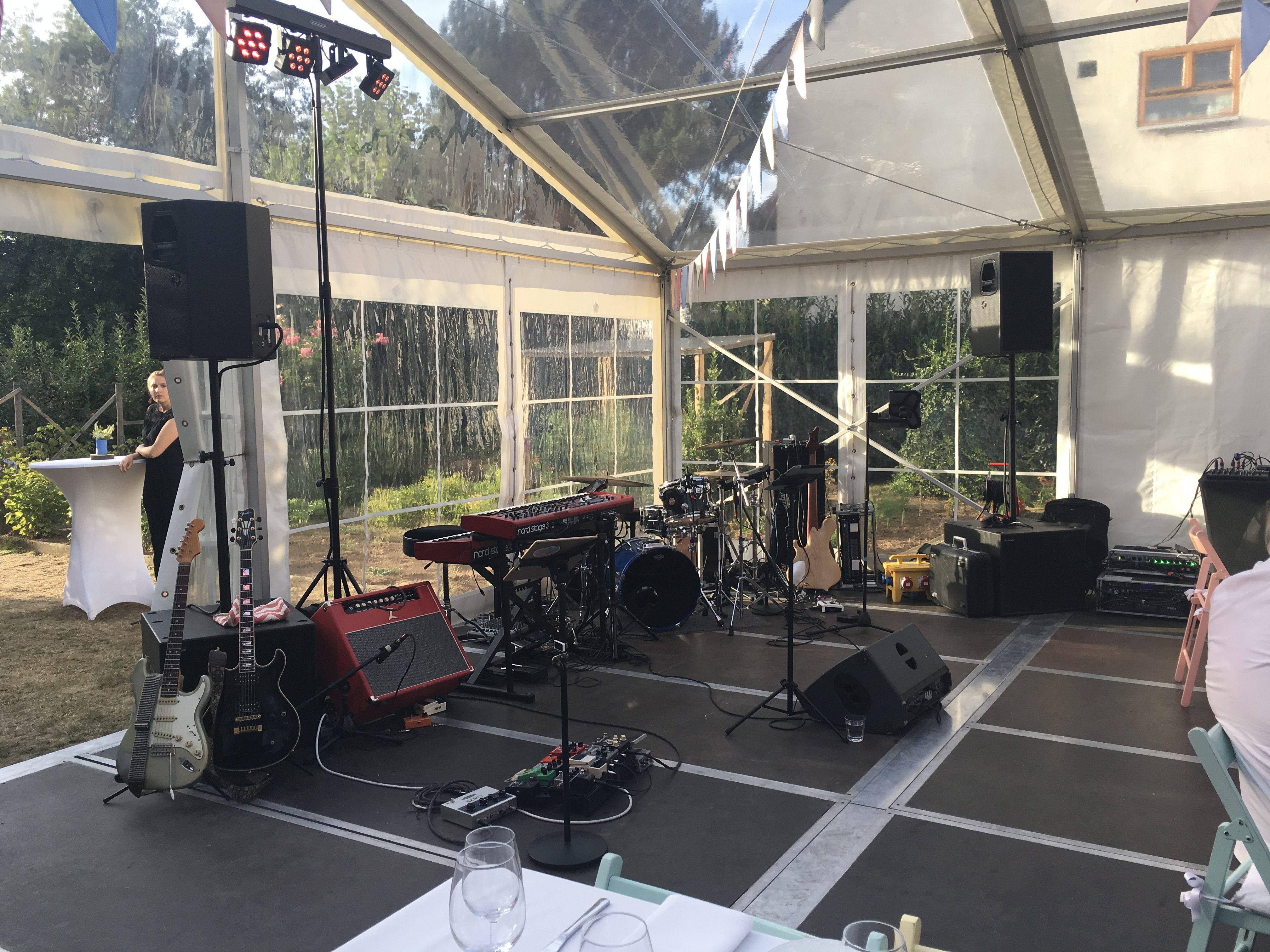 Partyband Schlagerband Showband Tanzband Schutzenfestband
